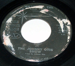 45 RPM Johnny Otis Show Cha Cha, Willie And The Hand Jive Capital Record... - $6.91