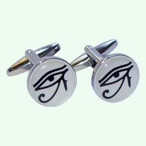 The Eye of Horus Cufflinks in gift box, cuff links all our cufflinks boxed - $16.99