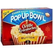 ORVILLE REDENBACHER'S FOOD GROCERY POPCORN BUTT... - $18.97