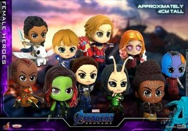 Hot Toys Avengers Endgame Female Heroes Cosbaby (Small Size) COSB682 Col... - $78.21