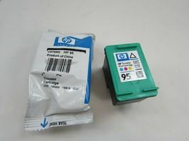 2 GENUINE HP 95 Tri Color Ink Cartridge 33951 - $29.69