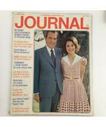Ladies' Home Journal Magazine July 1972 Richard Nixon & Julie Nixon No L... - $38.00