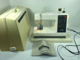 Vintage Kenmore 385.1778180 22 Stitch Sewing Machine With Manual & Case - $59.99