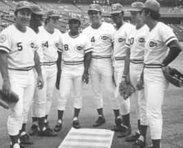 THE BIG RED MACHINE 8X10 PHOTO CINCINNATI REDS BASEBALL PICTURE ROSE BEN... - $3.95