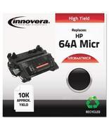 Innovera Remanufactured HP 64A Micr High Yield Toner Cartridge - $199.08