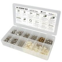 StarTech Deluxe Assortment PC Screw Kit - Screw Nuts and Standoffs - Scr... - $67.99