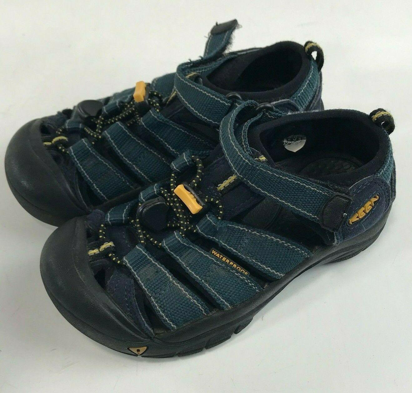 KEEN Newport Waterproof Sports Sandals Shoes Size 13 Boy Toddler