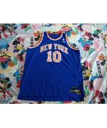 New York Knicks Walt Frazier NBA Throwback Jersey 4XL - $39.59