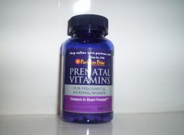 Prenatal Multi Vitamins Female Pregnancy Folic Iron Zinc Supplement 100 ... - $9.94