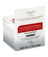 Equate Beauty Face and Neck Advanced Firming & Anti-Wrinkle Day Cream, 1... - $17.81