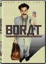 DVD - Borat: Cultural Learnings of America for Make Benefit Glorious Nation of K - $7.08