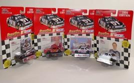 Racing Champions Nascar 1/64 Stock Cars ~ Brown McLaughlin Sawyer Wallace - $22.76