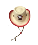 HELLO KITTY STRAW HAT - $6.85