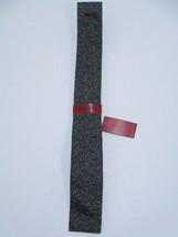 Alfani Red Vine SQ Bot Necktie, Black, One Size - $24.50