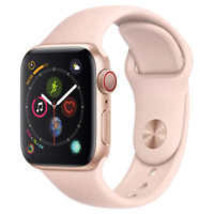 Apple Watch Series 4 GPS Cellular - Pink Sand Sport Band - $789.97