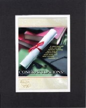 Poems for Graduations - Congratulations - A wise man will hear, and will increas - $11.14