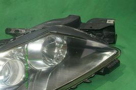 07-09 Mazda CX-7 CX7 Halogen Headlight Passenger Right Side RH - POLISHED image 4