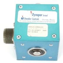DANAHER DYNAPAR 2106001010 ENCODER 3/8 SFT SGL END W/O P/U MS CON, 1273877, 0619