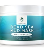 Dead Sea Mud Mask - 100% NATURAL Face Mask - Detoxifying & Skin Clarifying - £9.27 GBP