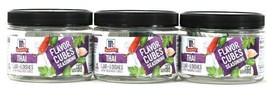3 McCormick 2.53 Oz Flavor Cubes Seasoning Thai 1 Jar Makes 6 Dishes No MSG - $19.99
