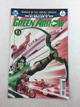 Empire Express Green Arrow #11 JAN 2017 DC Universe Rebirth Comic Book - $7.91
