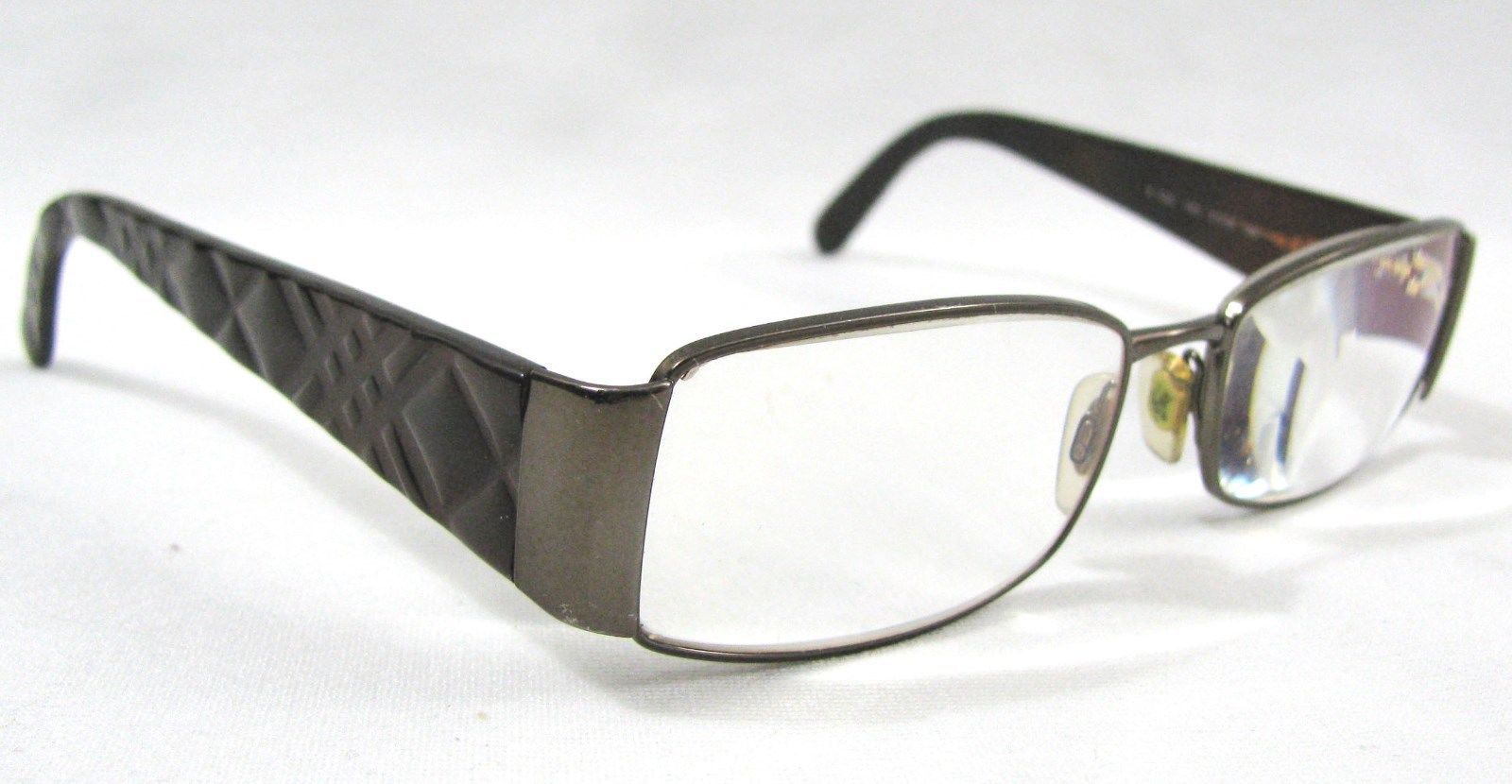 ea641e9e5d Burberry Brown Eyeglasses Frame Diamond and 50 similar items. 57
