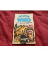 Doctor Who and the Dalek Invasion of Earth Dicks, Terrance - $5.99