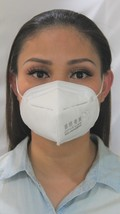 10 PCS 4 Ply Face Masks Against Dust PM2.5, KN90, US Stock Ship 2-3 Days - $16.00