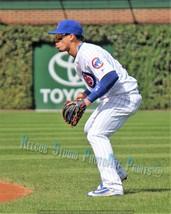 Original Javier Javi Baez  Chicago Cubs Pic Various Size PhotoArt NLCS C... - $4.44+