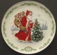 Lenox Victorian Santas 1992 Kris Kringle Collector Plate - $24.99