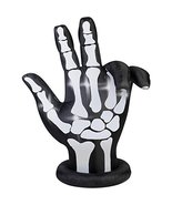 Gemmy Airblown Inflatable 7' X 6' Animated Skeleton Hand Halloween Decor... - $45.99