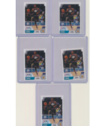2019-20 Panini Sticker & Card Collection Stickers #31 LeBron James Lot of 5 - $18.00