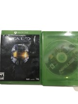 Halo: The Master Chief Collection and Minecraft Video Game For Xbox One - $49.45 CAD