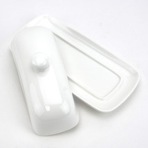 Porcelain Butter Dish, French Vintage Cute Country Butter Dish With Covers - €15,30 EUR