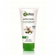 Bioten Perfect Nourishing Hand Cream Yogurt & Almond 100ml - $9.47