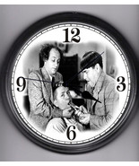 Stooges Dentist Wall Clock - $22.95