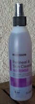 McKesson No-Rinse Perineal & Skin Cleanser - BRAND NEW GENTLE CLEANSER - $6.92