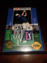 PGA Tour Golf II Sega Genesis NM **Inv00298** - $7.71