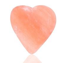 Heart Shaped Himalayan Salt Scrub Soap Deodorizing Dead Skin Remover Pur... - $19.02