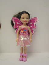 Fairy Dress Up Play Chelsea Collector Barbie Sister DEBOXED MINT 2015 - $15.00