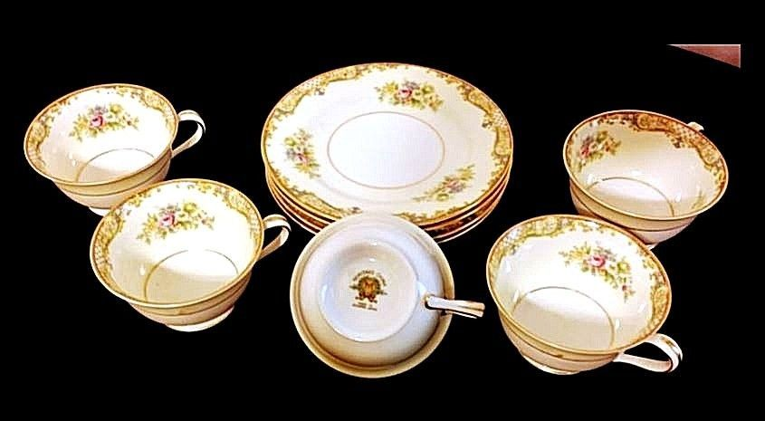 Noritake China – OCCUPIED JAPAN M AB 340 Vintage