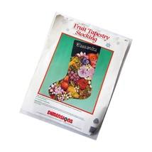 Fruit Tapestry Point Stocking Kit #9073 - $169.99