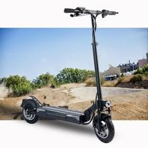 EU Stock Smart Electric Scooter Foldable 48V 600W Motor Kickscooter Fast Speed 4 - $1,048.83