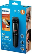 Philips Multigroom MG3730/15 Trimmer Eight in One: free shipping - $68.76