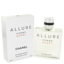 Chanel Allure Homme Cologne Sport 5.0 Oz Spray  image 4