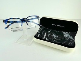 Marc by Marc Jacobs MARC 23 (U1T) Blue Havana 51 x 19 Eyeglass Frames - $69.95