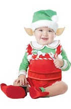Santa's Lil' Helper Elf Costume - Infant - $20.98