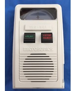 RARE - MICROSONICS MS-301 RECORD CARD PLAYER MICROPHONOGRAPH NEW W/ INST... - $7.66