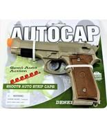 AutoCap Desert Storm Toy Cap Gun - Parris Manufacturing Shoots Strip Caps - $19.79