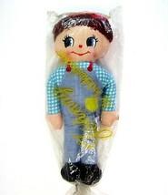 Vintage Knickerbocker Toy Co. Doll of Distinction JOHNNY Cloth Rag Doll ... - $9.75